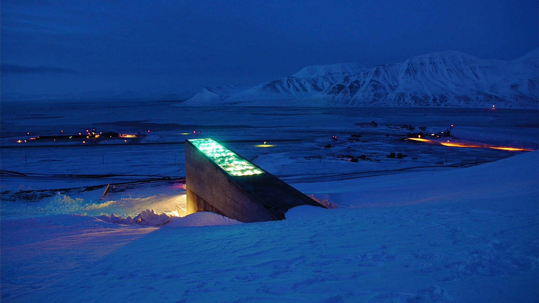 Norway's 'doomsday' seed vault is getting a multi-million pound upgrade