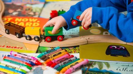 Highly qualified staff at nursery schools and high Ofsted ratings have only a small effect on children's achievements, research has found