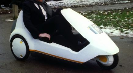 Sinclair C5 has a modern makeover
