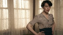 Olivia Williams on new drama Manhattan that shows the 'human side' of the A-bomb scientists