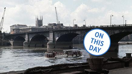 Do you remember? London Bridge is sold