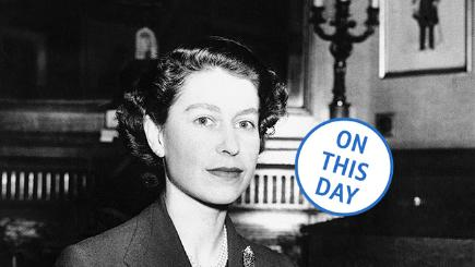 On this day: Elizabeth formally proclaimed Queen