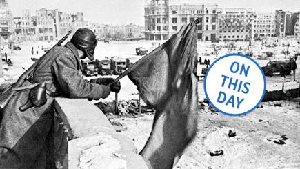 On this day: Stalingrad falls to Red Army