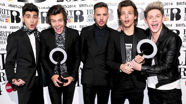 One Direction to open Big Weekend - BT