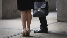 A fifth of workers surveyed who are married or in a civil partnership met their partner at work
