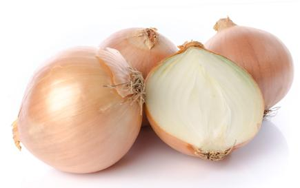 Onions can help to keep you warm during winter