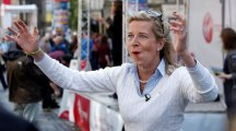 Katie Hopkins hits back at Brunel University students who staged a silent protest during her speech