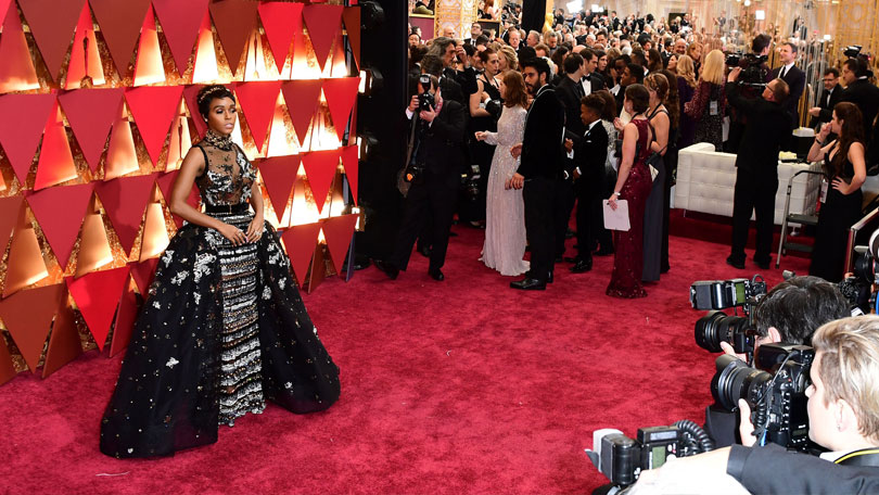 Live from the Red Carpet: The 2018 Oscars