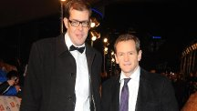 Richard Osman is used to working with Pointless pal Alexander Armstrong