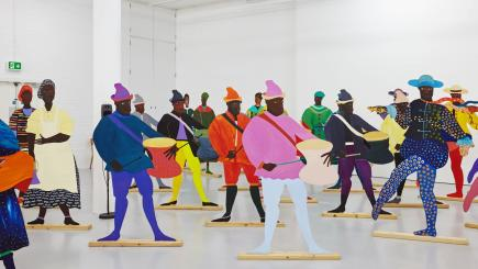 Leading black artists nominated for Turner Prize