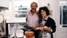 Actress Lynda Bellingham, who has died aged 66, is best remembered by millions as the mum in the Oxo adverts.