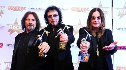 Black Sabbath play final show in Birmingham after 49 years