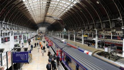 Paddington Station has been condemned over its air quality