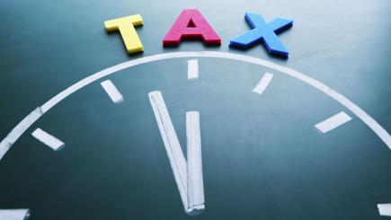 Paper self-assessment tax deadline coming