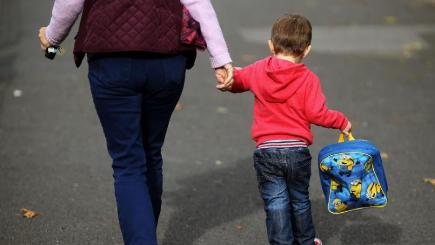 Around eight in 10 families use some form of childcare, the survey found