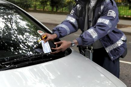 The busiest parking wardens this year have been in the City of Westminster, with a daily average of 1,269 parking fines, according to LV=