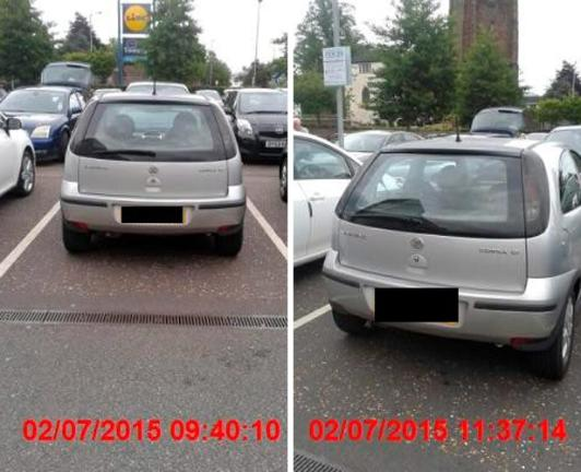 Furious Motorists Refuse To Pay Parking Fines In Fake Photo Scam Bt