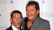 Paul Chuckle pays tribute to 'best friend' after brother Barry dies aged 73