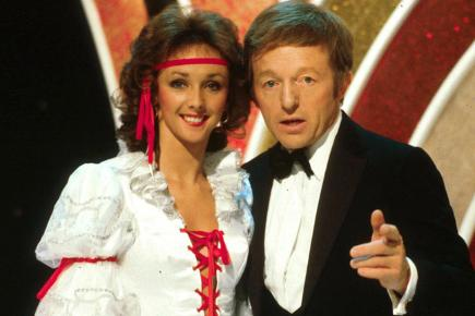 Paul Daniels and Debbie McGee in 1983