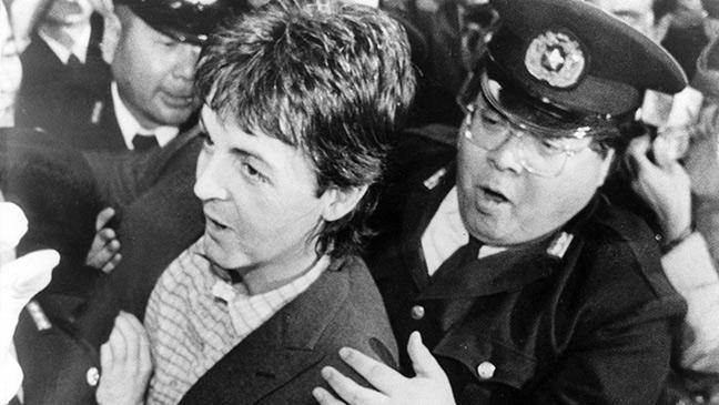 Image result for 1980 paul mcCartney