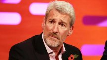 Jeremy Paxman has lamented the lack of political satire on TV