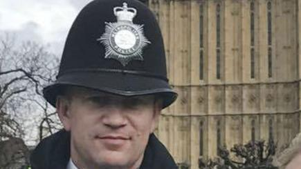 Pc Keith Palmer set for commemoration at National Memorial Arboretum