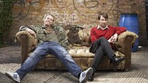 Robert Webb and David Mitchell have starred in Peep Show since 2003 (Channel 4)