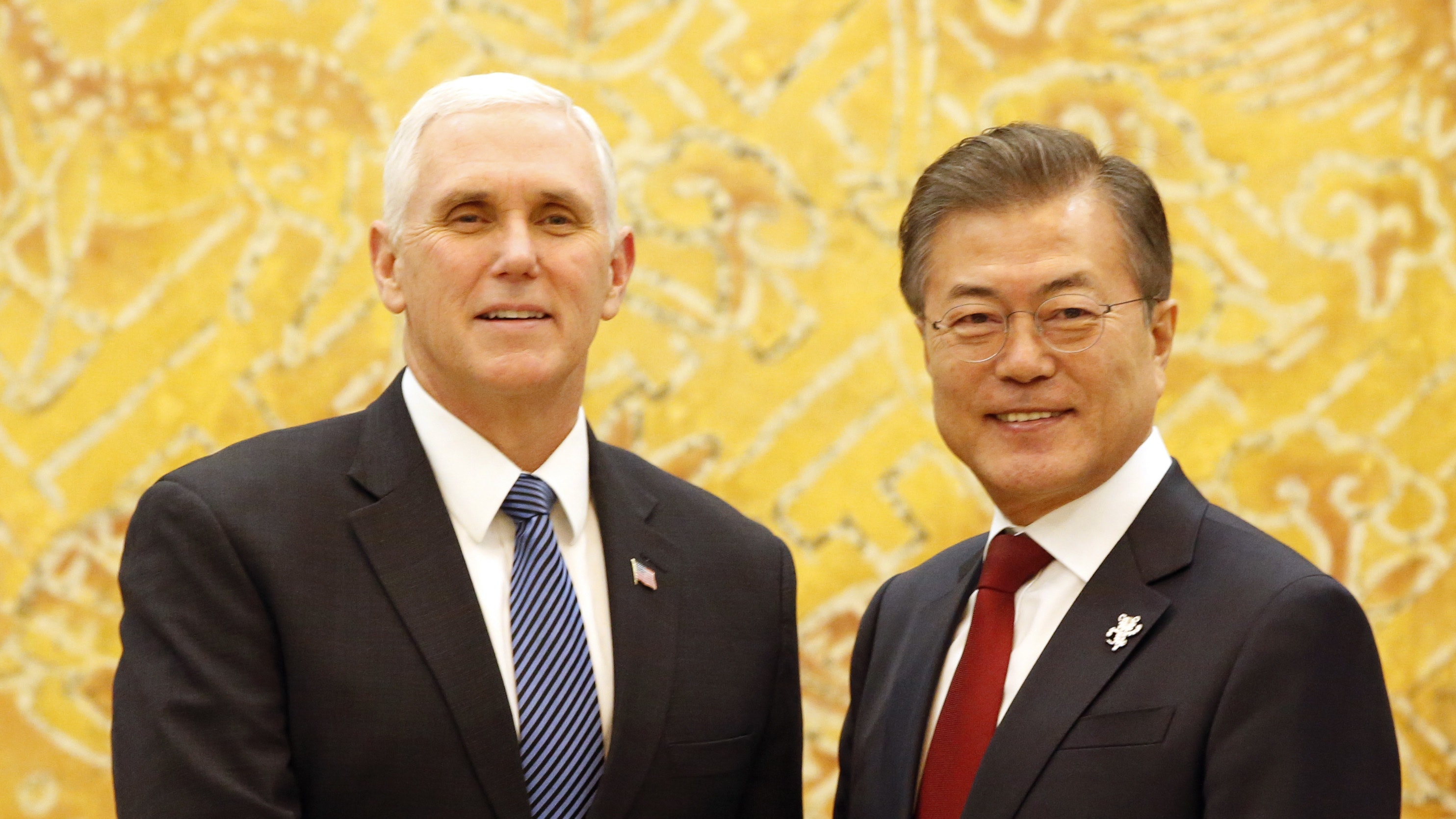 North Korea says it's not interested in meeting US VP Pence