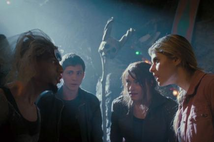 Grover Percy Jackson Sea of Monsters