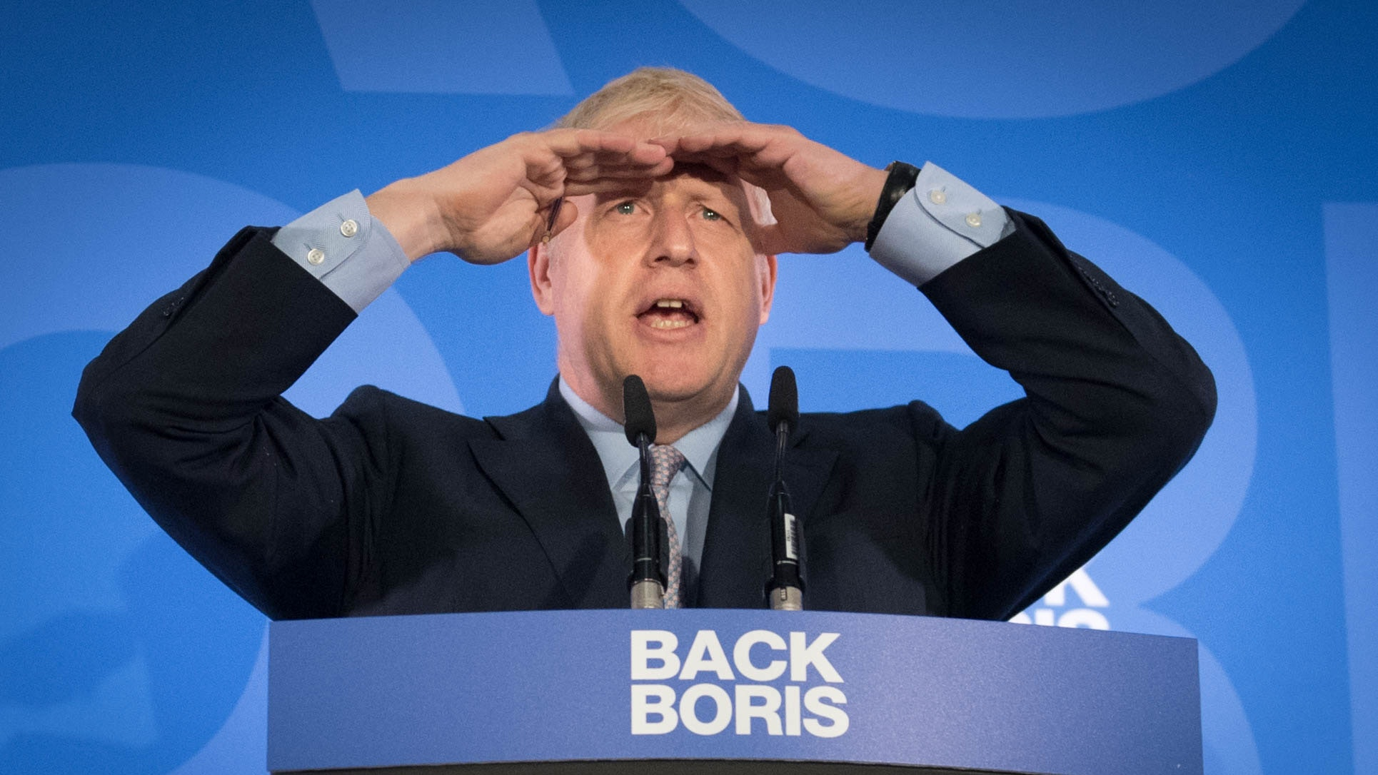 Lord Sugar backs Boris Johnson to stop 'horrible man Corbyn'