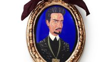 The Earl of Essex by Grayson Perry is a portrait of Rylan Clark