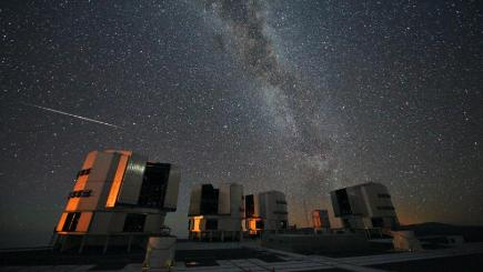 Where can I see the Perseid meteors?