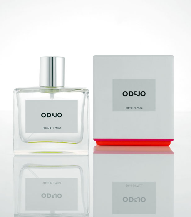 The personal perfume