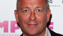 Sean Pertwee plays butler Alfred Pennyworth in Gotham