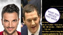 Peter Andre, George Osborne and the Google Star Wars trick