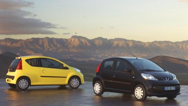 Peugeot 107 crowned most reliable \'student car\' - BT