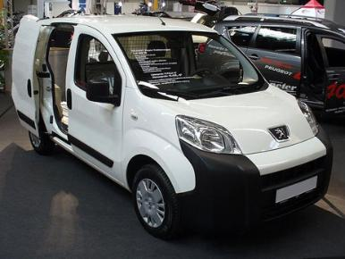 Peugeot Bipper - picture by Thomas Doerfer