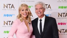 Phillip Schofield reveals his hand in Holly Willoughby's This Morning job