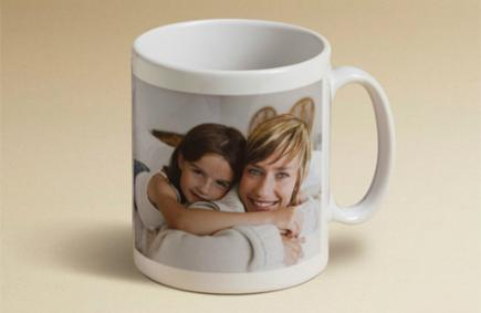2. Make a mug of yourself
