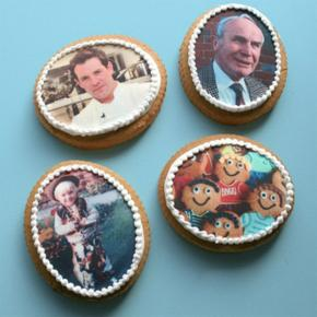 7. These photo cookies take the biscuit