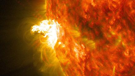 Picture credit: Solar Dynamics Observatory/NASA