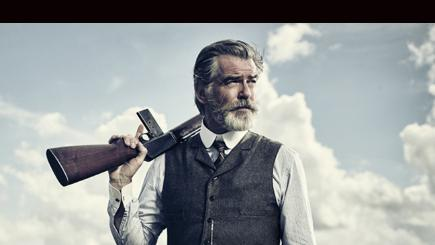 Pierce Brosnan's The Son: First look