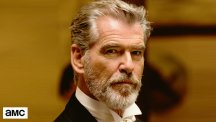 Pierce Brosnan in The Son on AMC - exclusive to BT TV