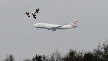 Drone causes Gatwick Airport disruption