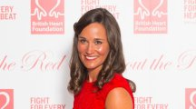 Pippa Middleton faces criticism for tucking into whale carpaccio