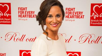 Pippa pays emotional tribute to friend
