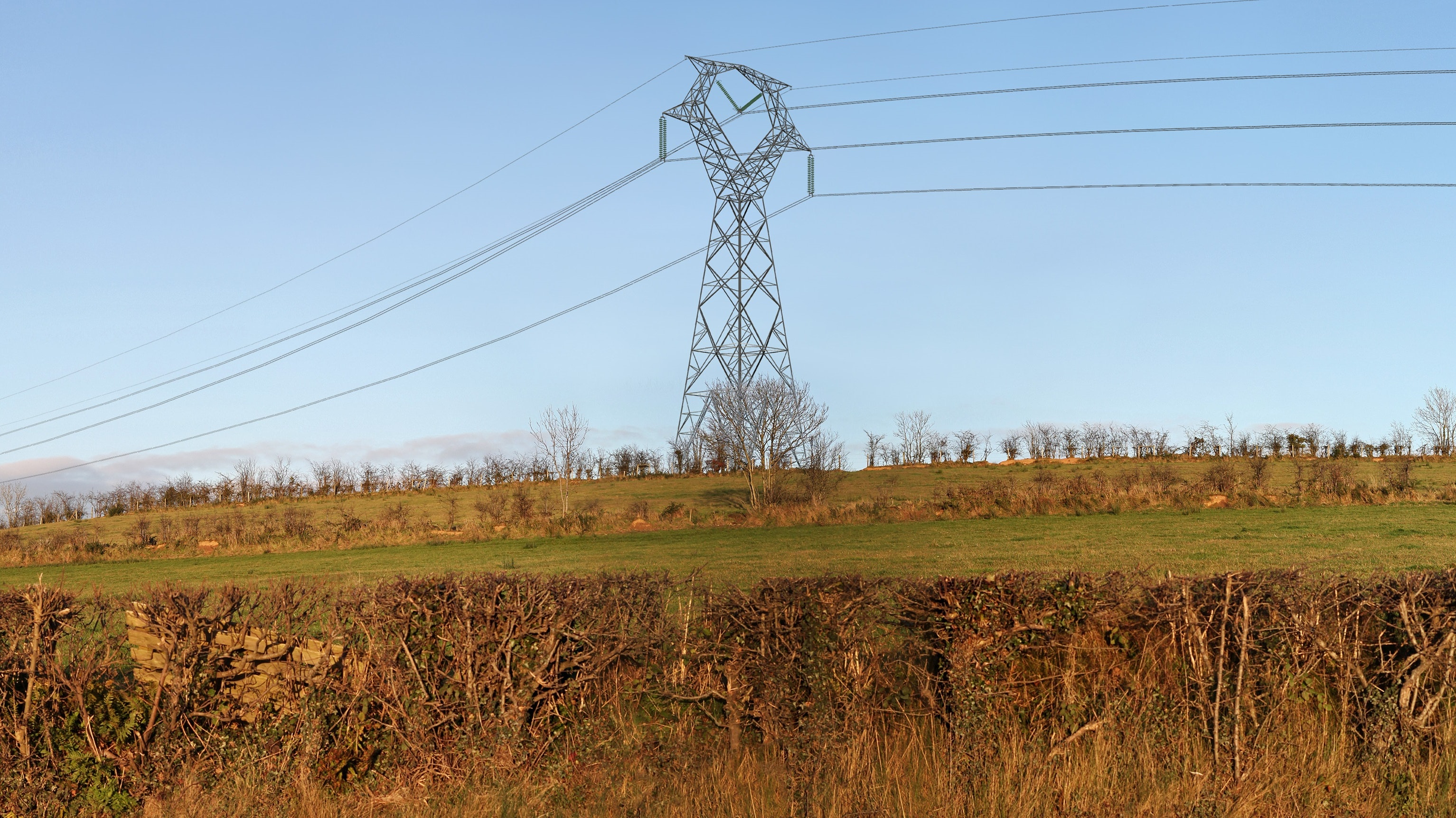 Planning Green Light For 163 200m Cross Border Electricity