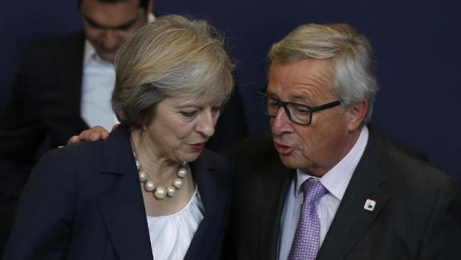Image result for British PM calls for close EU relationship