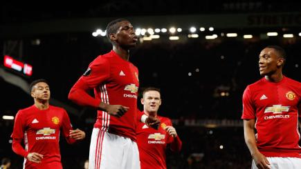 Pogba stars as United put four past Fenerbahce
