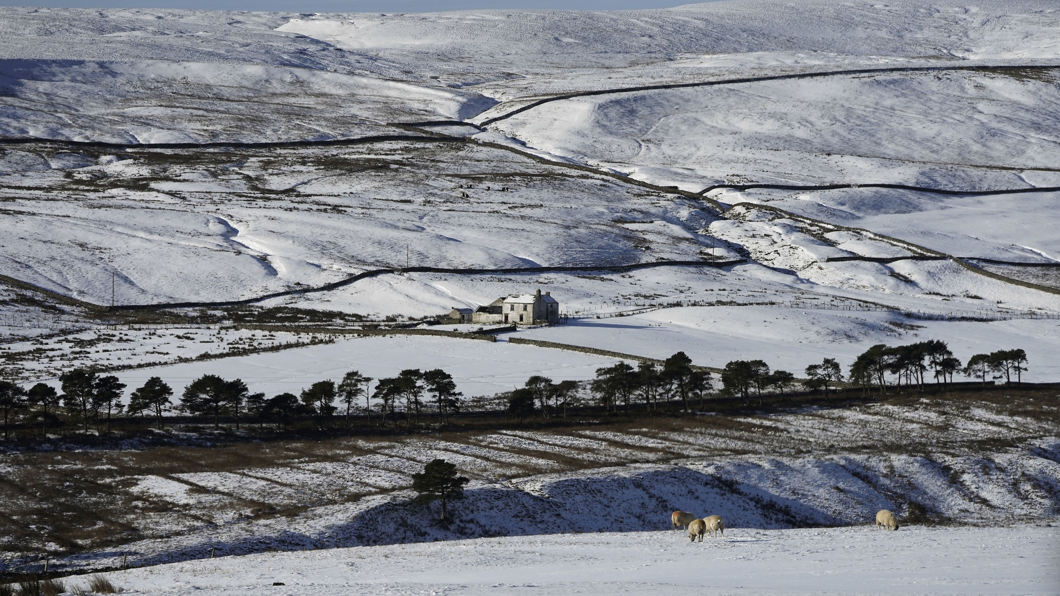 Weather warning: Rain, sleet and snow on the cards for the weekend